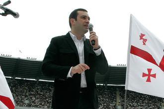Министр обороны Грузии Ираклий Аласания