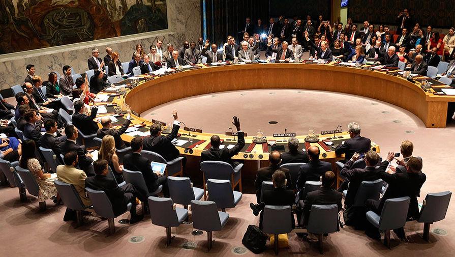 Совбез ООН провел заседание по ситуации на Украине