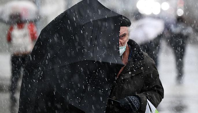 Холодная весна: погода в Москве отстает от календаря