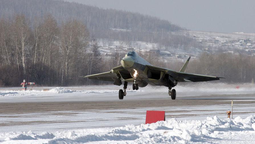 Розовый юбилей «Уголовника»: Су-57 10 лет