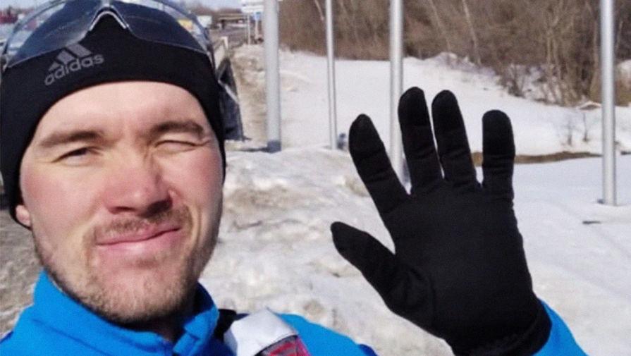 Марафонец, пробежавший через всю Россию: в мороз мокрый сидел с едой на улице