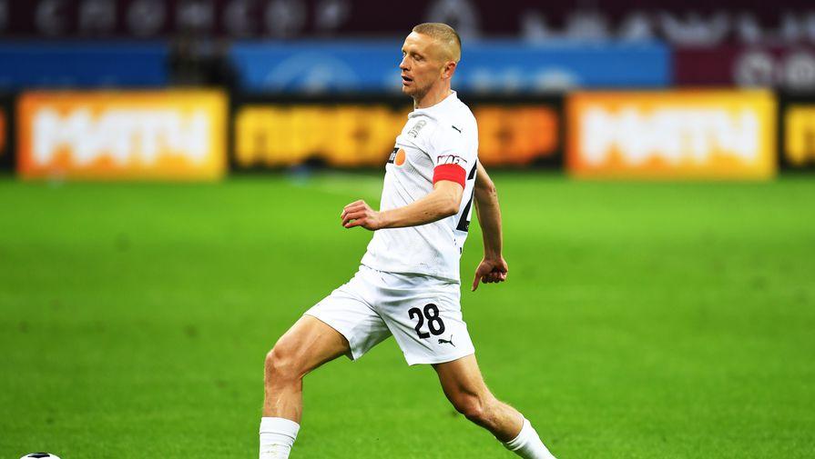 Краснодар объявил о расторжении контракта со Смольниковым
