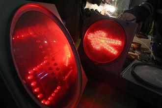 Необходимый светофор- символ института, результат общественного договора