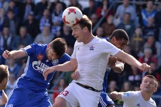 «СКА-Хабаровск» победил на выезде «Оренбург» и вышел в Премьер-лигу
