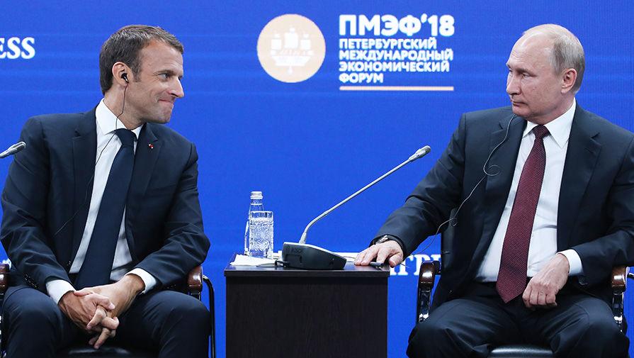 Путин назвал главу РСПП бандитом