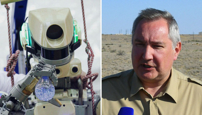 Сделано не в России: Рогозин открестился от неудачи Федора