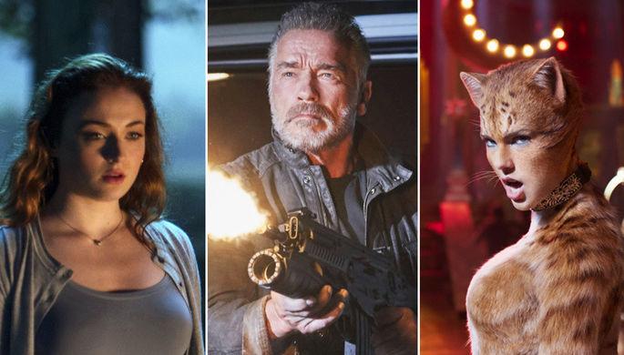 От «Людей Икс» до «Кошек»: самые провальные фильмы 2019 года