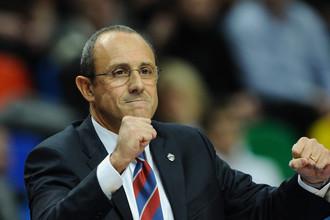 Этторе Мессина доволен результатом матча с «Нептунасом»