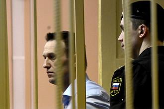 Процесс над Навальным: день десятый