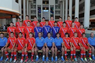 Молодежная сборная России готова к чемпионату Европы