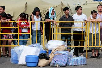 Уже второй район Подмосковья против строительства на их территории лагеря для мигрантов