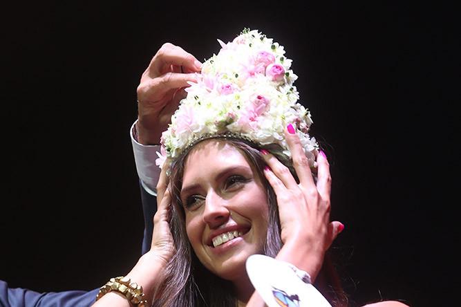Победительница конкурса Miss MAXIM 2014 Екатерина Сургучева