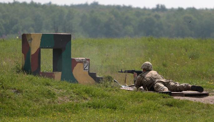 Продержались полдня: Украина нарушила перемирие в Донбассе