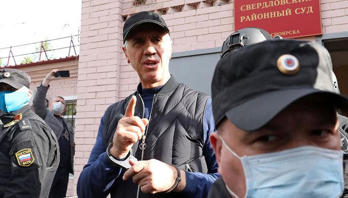 «Пусть ответит»: Быкова обвинили в организации убийств