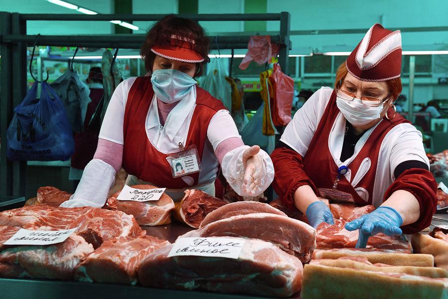 ФТС сообщила РѕСЂРµР·РєРѕРј росте импорта РјСЏСЃР° Рё рыбы РёР·СЃС'ран дальнего зарубежья