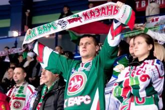 Болельщики «Ак Барса» обеспечили высокую посещаемость дома лишь в игре с «Салаватом»