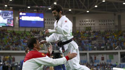 Первое золото на Олимпиаде в Рио России принес дзюдоист Мудранов