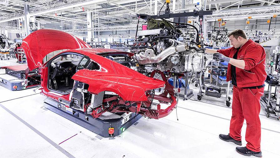 Кто работает на конвейере по сборке автомобилей двухпоточный конвейер