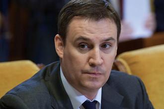 Министр сельского хозяйства Дмитрий Патрушев (сменил на посту Александра Ткачева)
