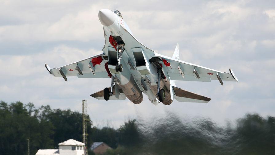 Кто лучше: F-15 и Cу-35 сразятся за Индию