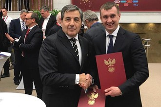 Меморандум о сотрудничестве РФС и Федерации футбола Португалии
