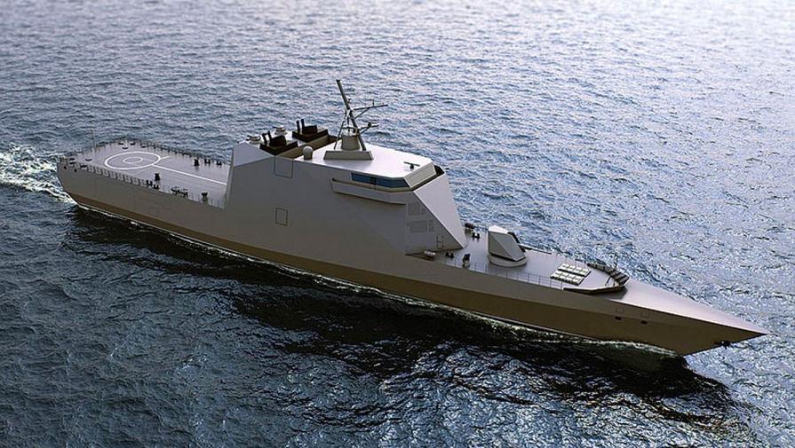Битва невидимок: Россия получит стелс-корабль