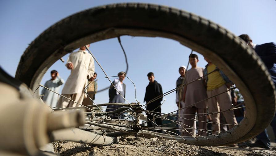 Талибы заходят с севера