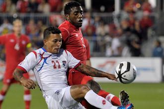 Гибель Амилькара Энрикеса (на переднем плане) шокировала футбольный мир