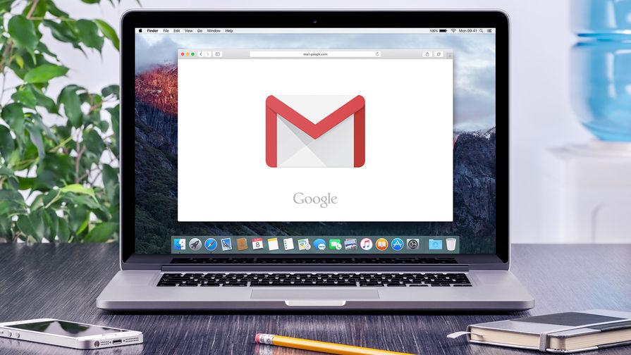 В работе Gmail по всему миру произошел сбой