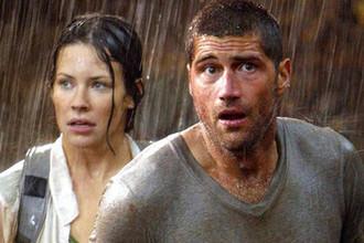 Кадр из сериала «Остаться в живых» (2004 – 2010)