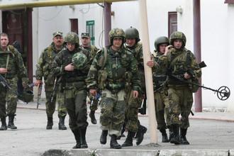 Спецоперация по уничтожению боевиков в Грозном