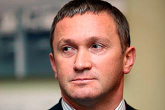 Министр строительного комплекса и ЖКХ Герман Елянюшкин