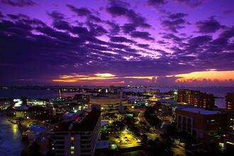 Вечерний Канкун