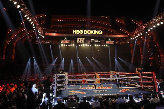 Чемпионский бой вызвал огромный интерес у жителей Нью-Йорка
