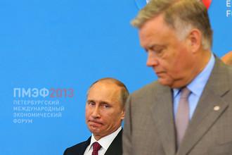 Увольнение Якунина стало бы одним из важнейших политических решений за все годы правления Путина