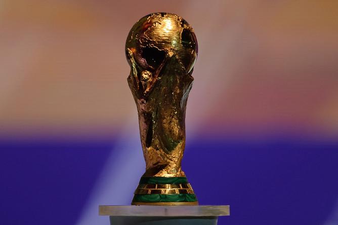 Главный трофей чемпионата мира по футболу.