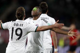 «Бавария» отправила три безответных мяча в ворота «Гуанчжоу Эвергранд» и вышла в финал клубного мундиаля