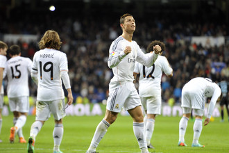 Дубль Криштиану Роналду помог «Реалу» разгромить «Сельту»