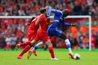Демба Ба принес победу «Челси» над «Ливерпулем» в матче, который лондонцы были готовы сдать