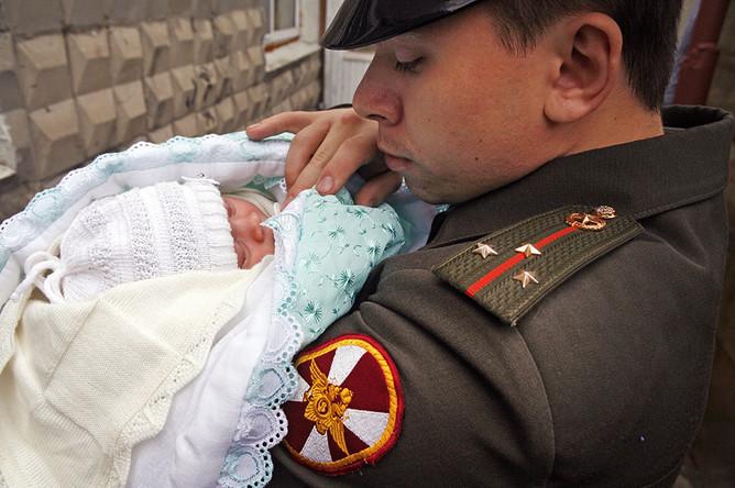 Днем признание ребенка членом семьи военнослужащего