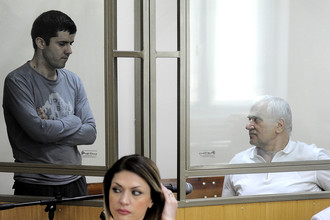 Заседание суда по делу экс-мэра Махачкалы Саида Амирова в Ростове-на-Дону
