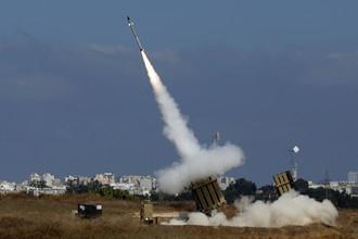 В четверг израильская система ПВО «Железный купол» смогла в очередной раз сбить несколько ракет, пущенных в сторону Тель-Авива