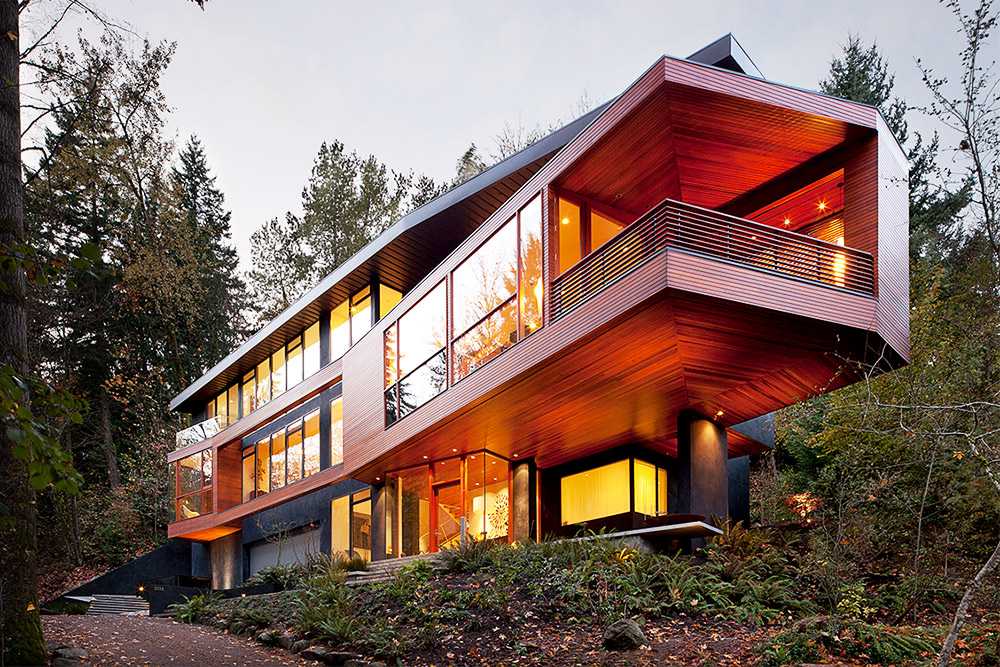 фото дом из фильма сумерки