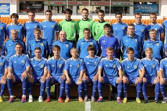 ФК «Коломна» — пожалуй, старейший из ныне существующих российских футбольных клубов