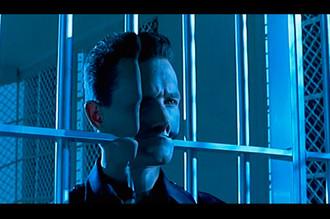 Роберт Патрик в роли Т-1000 в фильме «Терминатор 2: Судный день»