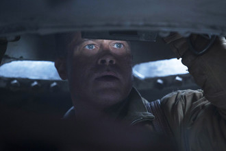 «Брэд Питт спал в танке»
