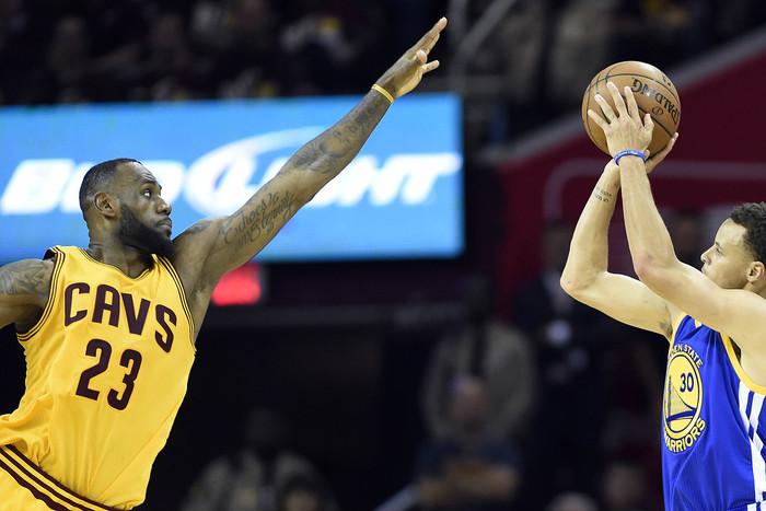 Кливленд» Мозгова и Джеймса вышел вперед в финальной серии НБА ... 70a2cc1ec0b