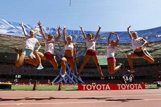 Нелегкая атлетика Пекина