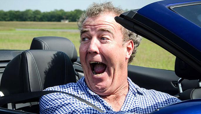 Экс-ведущие Top Gear ради съемок нового шоу уничтожили 27 новых автомобилей