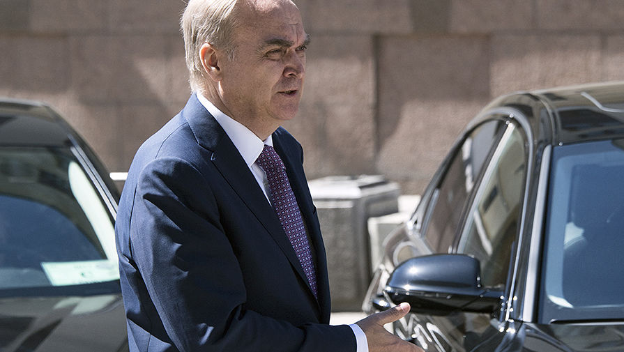 Посол Антонов назвал враждебными переговоры США и ФРГ по Северному потоку  2
